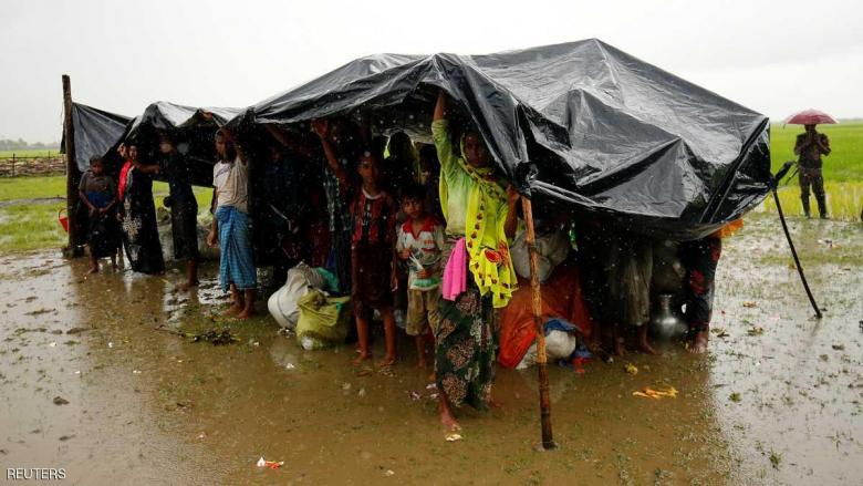"""زعيمة ميانمار تعلن موقفها بشأن """"الروهينغا"""""""