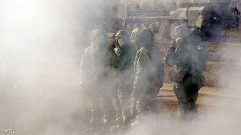 الخارجية الأمريكية تهدد روسيا بالعقوبات بشأن الأسلحة الكيماوية