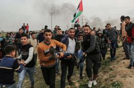 إصابات بقصف صاروخي إسرائيلي وبالرصاص الحي شرق غزة