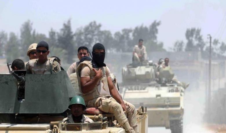 مقتل ضابطي شرطة بهجوم شمال سيناء