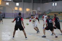 اتحاد اليد يُجدول مباريات إياب دوري جوّال لكرة اليد