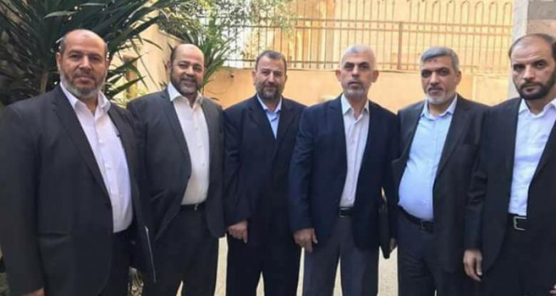 وفد حماس يعود إلى غزة بعد جولة مباحثات في القاهرة