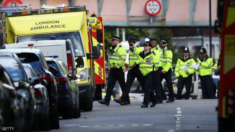 الشرطة البريطانية تعتقل متهمين باعتداء لندن