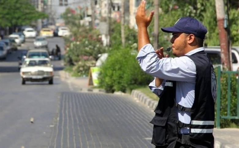 تعرف على حالة الطرق في غزة لليوم