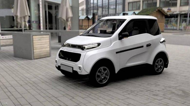 """أول سيارة روسية كهربائية للبيع بسعر """"رائع"""""""