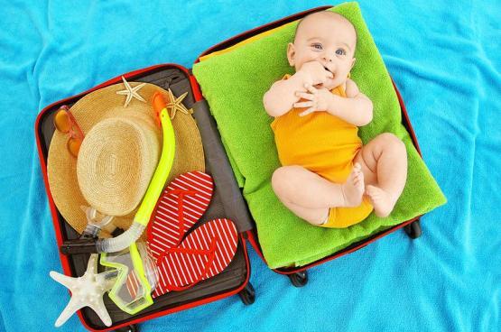 نصائح للأم حديثة الولادة أثناء السفر