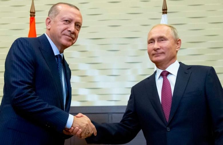 أردوغان وبوتين يجتمعان في إسطنبول لبحث ملفات عدة