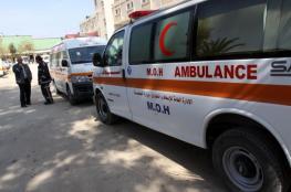 رفح: مصرع طفلة في حادث سير