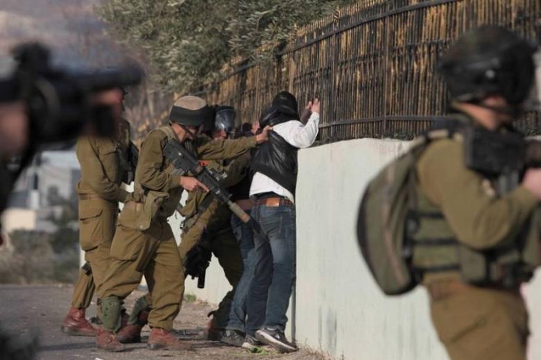 الاحتلال يشن حملة اعتقالات بالعيسوية
