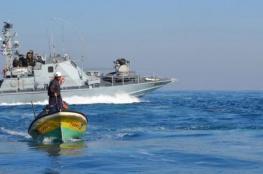 125 حالة اعتقال لصيادين من غزة خلال 2016