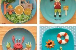 حولت الطعام إلى لوحات فنيّة عشقها الكبار قبل الصغار