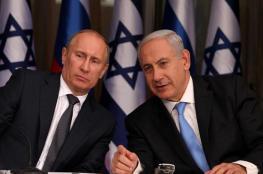 نتنياهو إلى موسكو للقاء بوتين