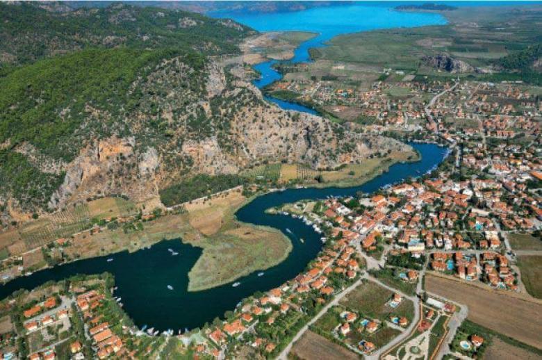"""تعرف على بلدة """"داليان"""".. لؤلؤة تركيا"""