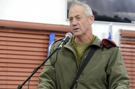"""غانتس: يهاجم نتنياهو ويدعوه للعودة لـ""""إسرائيل"""" فورا"""