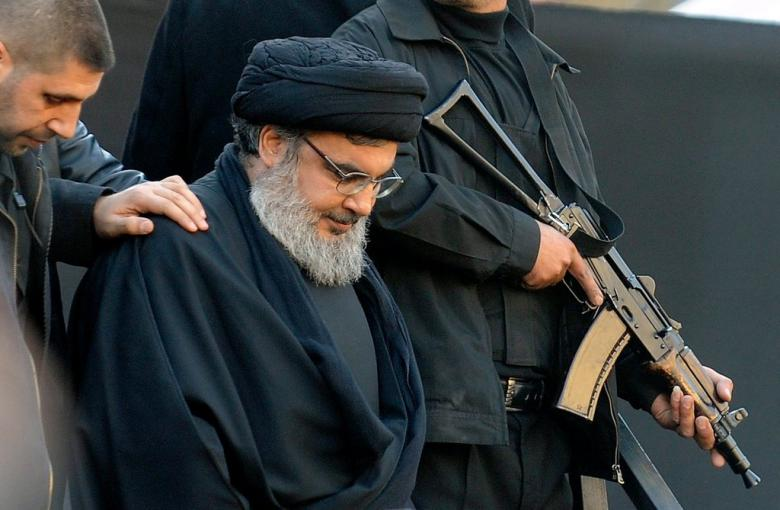 هل زار نصر الله إيران سراً؟