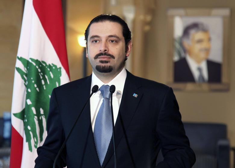 """الحريري: لبنان ضد """"صفقة القرن"""" ودستورنا يمنع """"التوطين"""""""