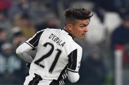 ديبالا يؤكد جاهزيته لمواجهة برشلونة