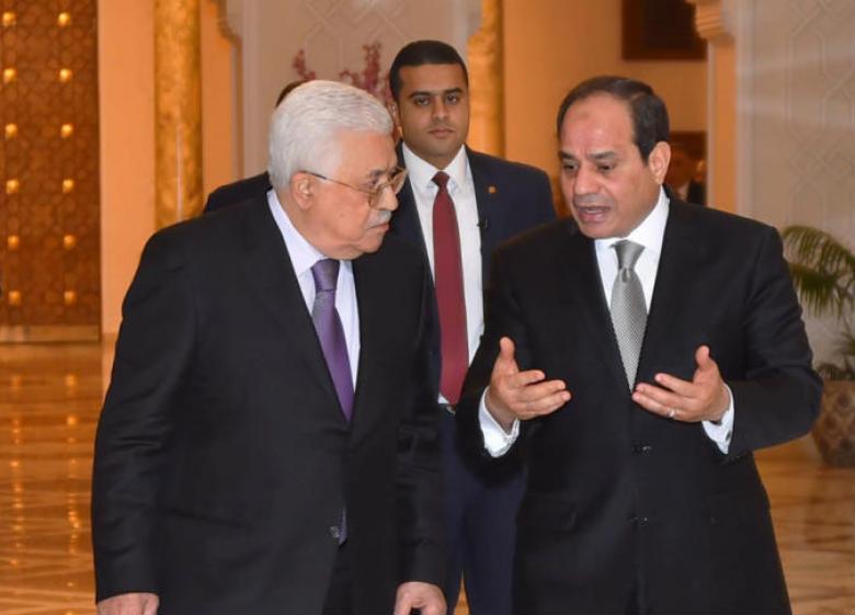 عباس في شرم الشيخ غدًا للقاء السيسي