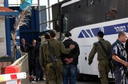 محكمة الاحتلال تمدد اعتقال أربعة مقدسيين