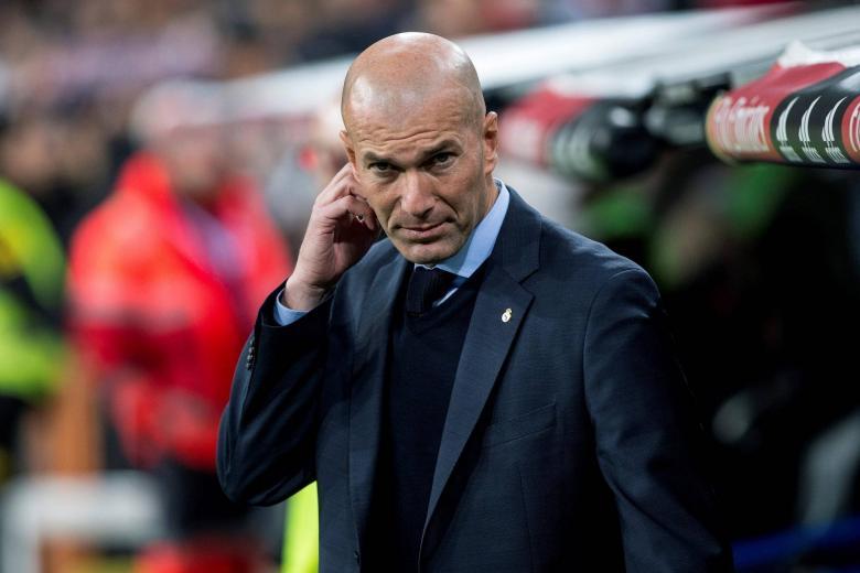 زيدان يعلن إصابة ثنائي ريال مدريد