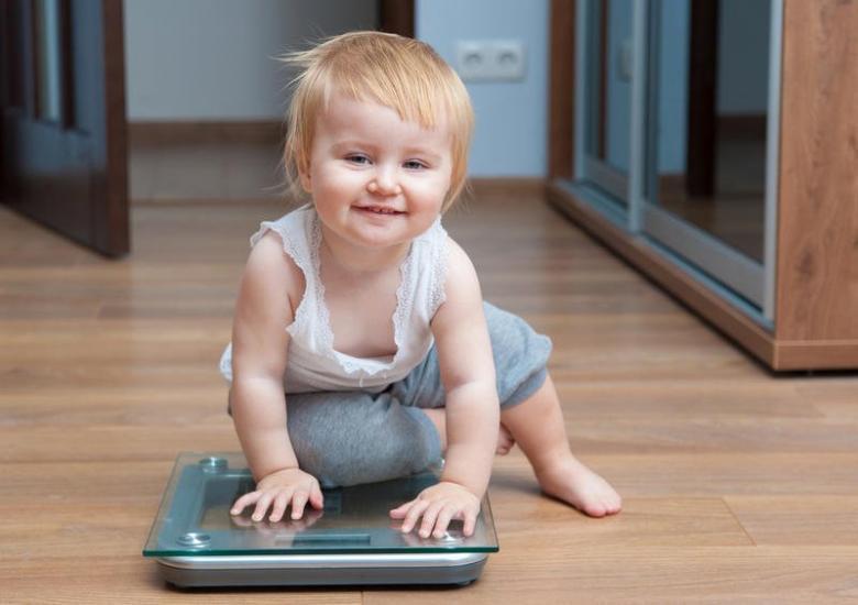 مؤشر الوزن المثالي لطفلك