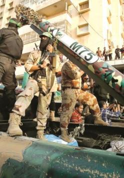 صواريخ المقاومة دمرت عشرات المنازل الإسرائيلية بعدوان 2014