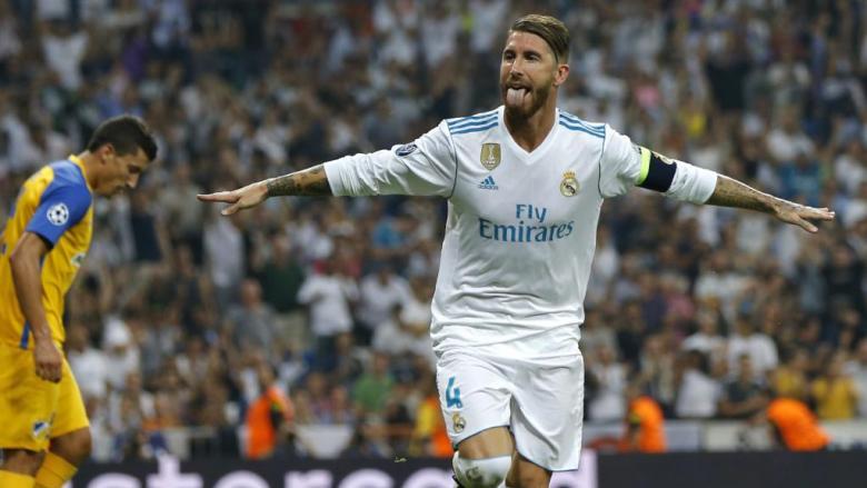 راموس يتدخل لتهدئة أجواء غرفة لاعبي ريال مدريد