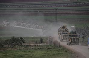 تركيا تواصل تعزيزاتها العسكرية على الحدود مع سوريا