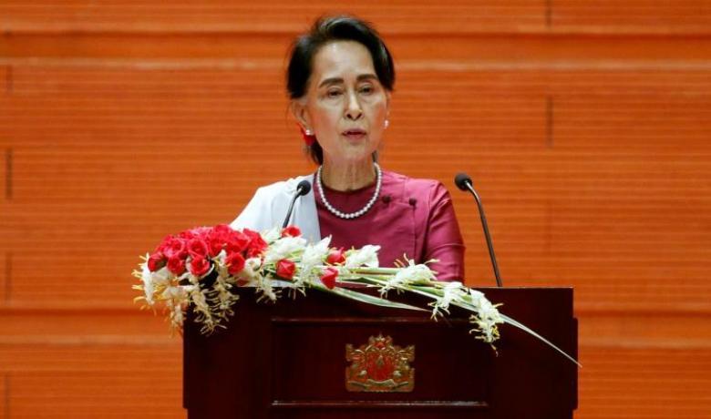 """ميانمار تطالب جماعة مسلحة بتوقيع """"وقف إطلاق النار"""""""