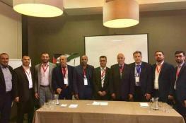 إعلان تأسيس تجمع الأطباء الفلسطينيين بأوروبا- فرع أوكرانيا