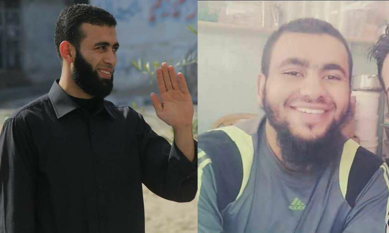 القدرة: انتشال جثمان شهيدين من موقع للمقاومة بغزة