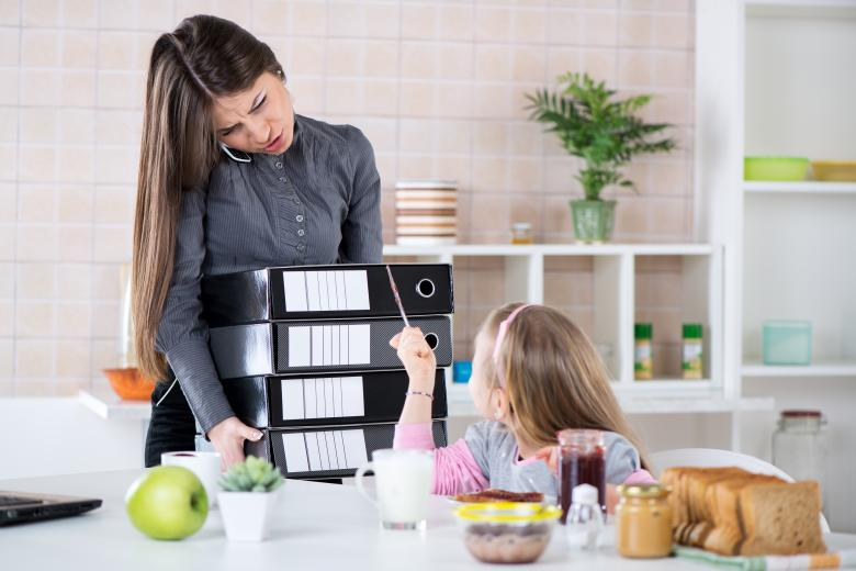 نصائح جوهرية لتنظيم عملك من المنزل