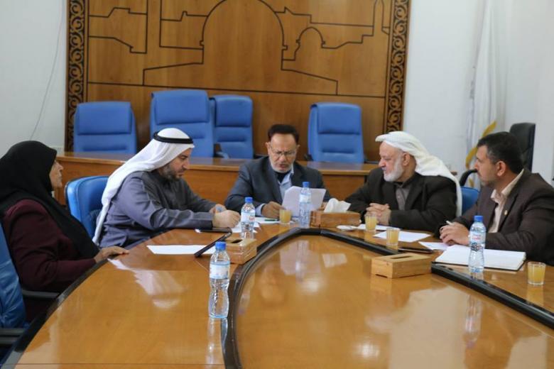 """اللجنة الاقتصادية في """"التشريعي"""" تُشجع تصدير المنتجات الزراعية"""