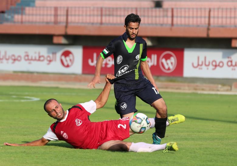 8 مباريات في دوري غزة اليوم السبت