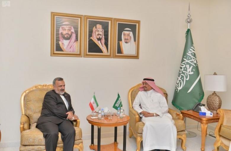 السعودية وإيران توقعان اتفاقية رسمية حول الحج
