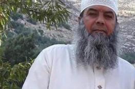 وفاة إمام مسجد أثناء الصلاة