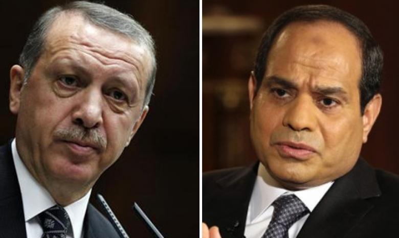 أردوغان: لن أتصالح مع السيسي أبدا لهذه الأسباب