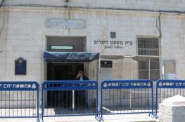 سجن مقدسي 10 شهور بتهمة التحريض على المقاومة