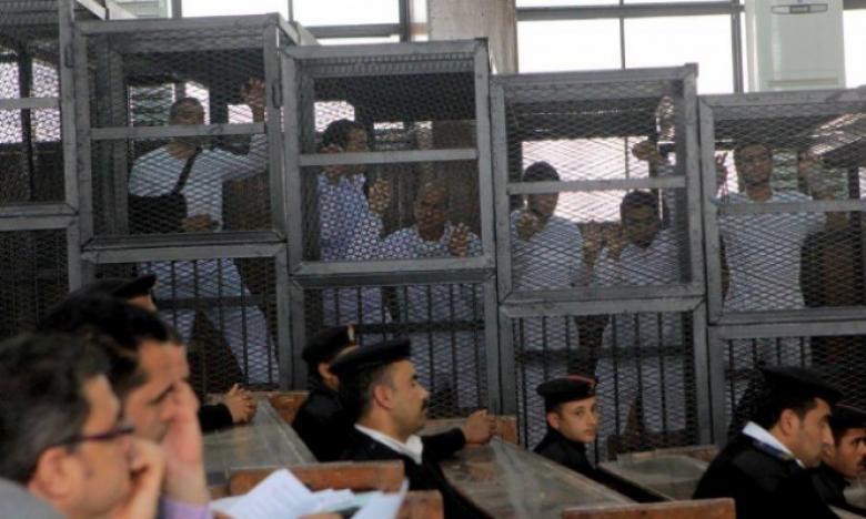 """مصر: الإعدام لأبرز قيادات الإخوان في جريمة """"فض رابعة"""""""