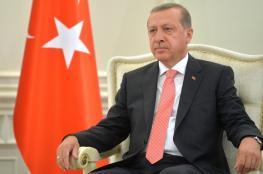 حافلة تقل أردوغان تدهس أحد حراسه