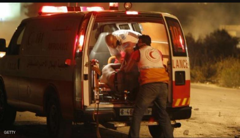 4 إصابات بحادث سير جنوب قطاع غزة