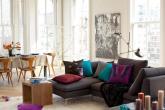 إرشادات خبير ديكور لاستغلال مساحة غرفة الجلوس