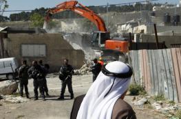 الاحتلال يخطر بهدم منزل في القدس