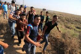 5 إصابات برصاص الاحتلال شرق غزة