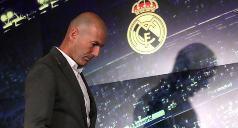 """صحيفة: زيدان يكتشف سبب """"فشل"""" ريال مدريد"""