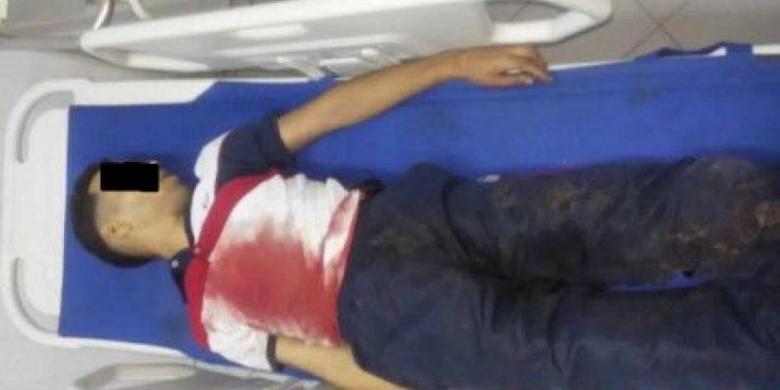مقتل تلميذ طعنًا أمام مدرسته في المغرب