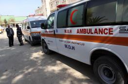 وفاة طفلة بحادث سير وسط القطاع