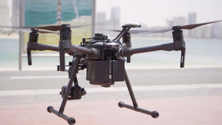 """الإمارات: """"طائرات بدون طيار"""" تراقب تطبيق قرارات مواجهة تفشي """"كورونا"""""""