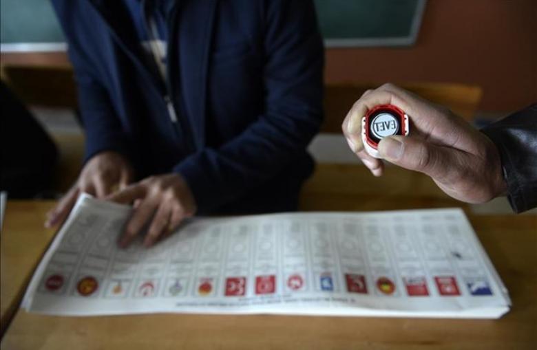 نحو 1.3 مليون تركي أدلوا بأصواتهم بانتخابات الخارج