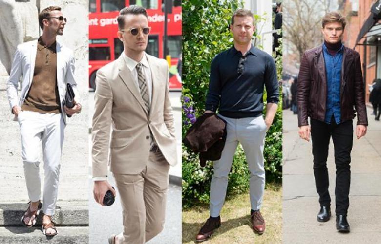 كيف تختار الملابس المناسبة لسنك؟